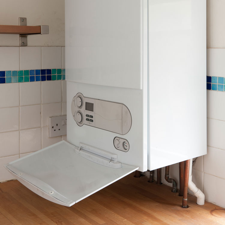 Matthew Scanlon Plumbing and Heating Boiler