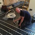 Matthew Scanlon Plumbing and Heating underfloor heating