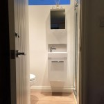 Matthew Scanlon Plumbing and Heating Ensuite bathroom Horncliffe Cottage