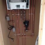 Matthew Scanlon Plumbing and Heating Fixing Baxi Exclusive 39c and Polyplumb Underfloor Heating System