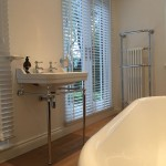 Matthew Scanlon Plumbing and Heating main bathroom Horncliffe Cottage