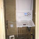 Matthew Scanlon Plumbing and Heating replacing old boilers