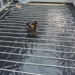 Matthew Scanlon Plumbing and Heating underfloor heating photo
